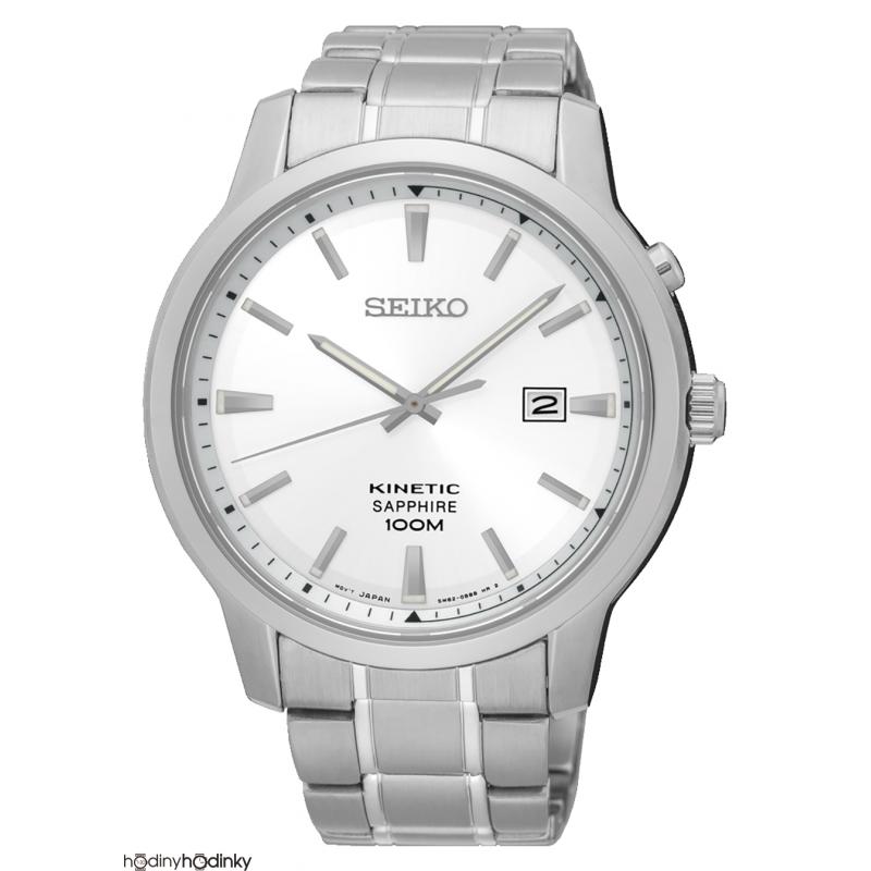 Pánske hodinky Seiko Kinetic SKA739P1 Sapphire