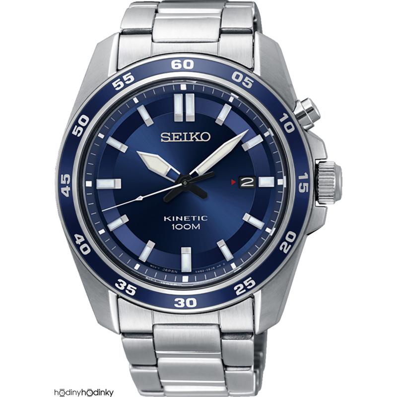 Pánske hodinky Seiko Kinetic SKA783P1