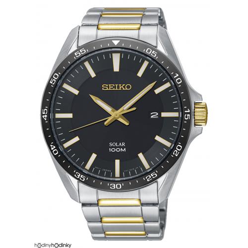 Pánske hodinky Seiko Solar SNE485P1