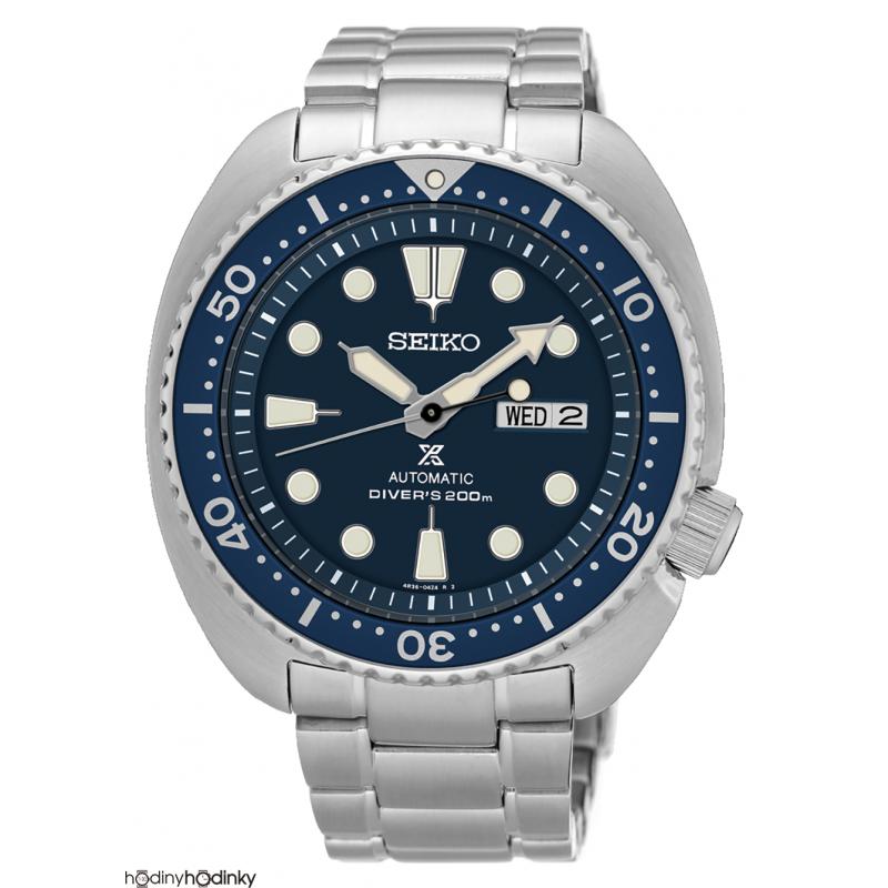 Pánske potápačské hodinky Seiko Automatic SRP773K1