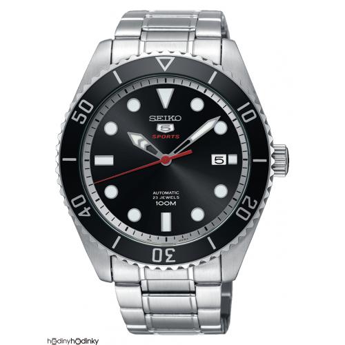 Pánske hodinky Seiko Automatic SRPB91K1