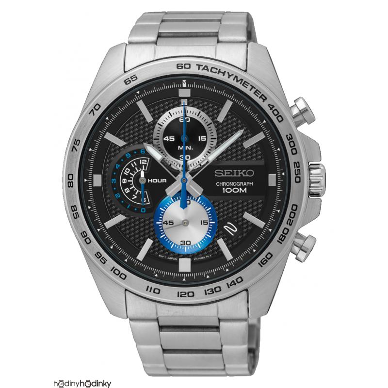 Pánske hodinky Seiko Chronograph SSB257P1