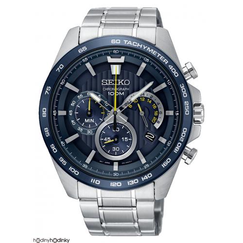 Pánske hodinky Seiko Chronograph SSB301P1