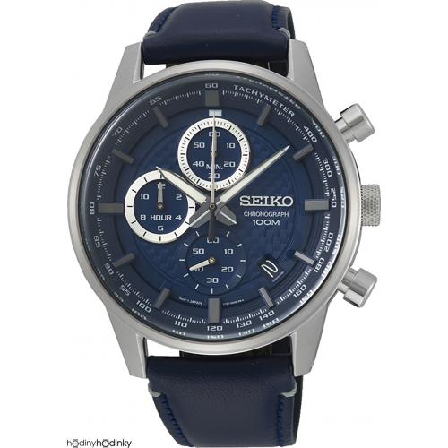 Pánske hodinky Seiko Chronograph SSB333P1