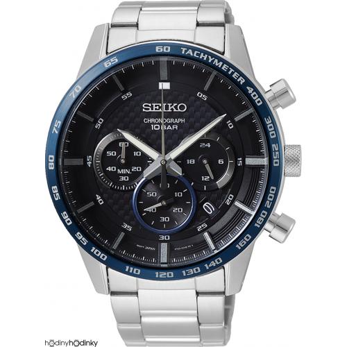 Pánske hodinky Seiko Chronograph SSB357P1