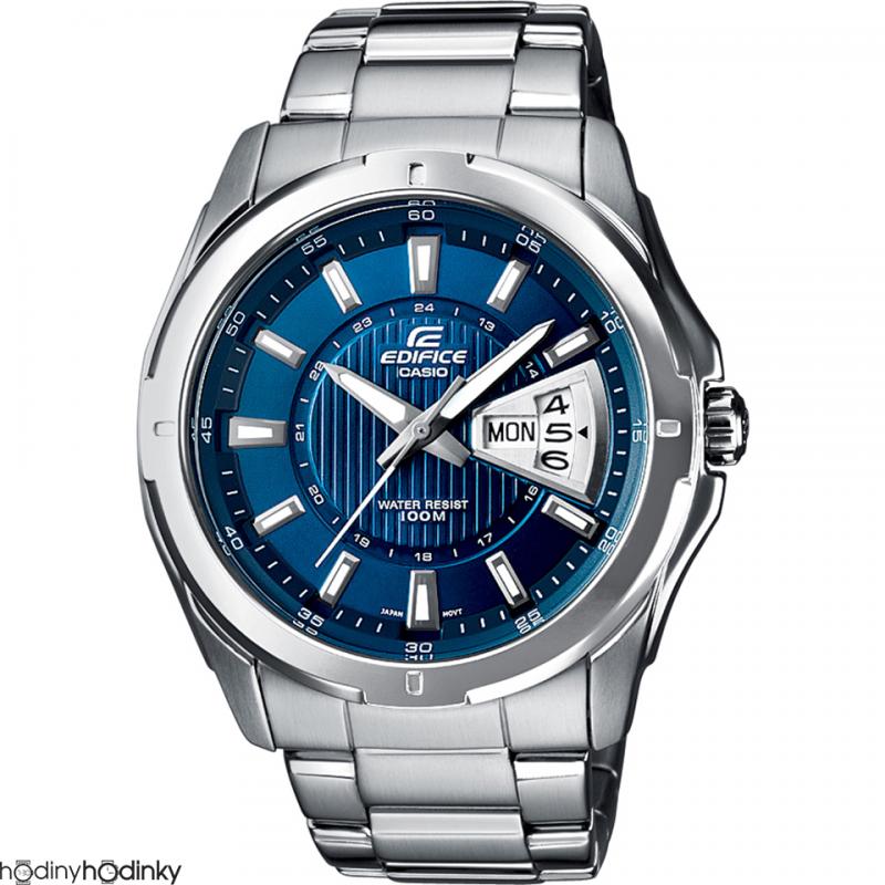 Pánske hodinky Casio EF-129D-2AVEF