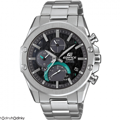 Pánske hodinky Casio Edifice Bluetooth®Smart Solar EQB-1000D-1AER