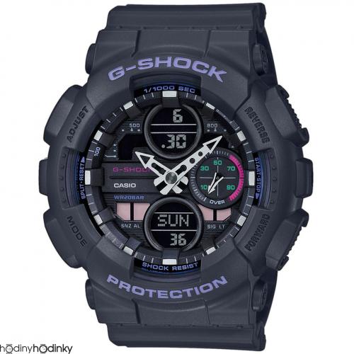 Dámske hodinky Casio G-Shock GMA-S140-8AER