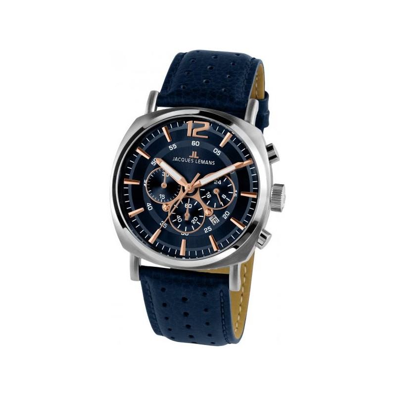 Pánske hodinky Jacques Lemans 1-1645.1L Chronograph