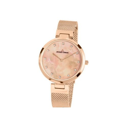Dámske hodinky Jacques Lemans 1-2001H Swarovski®