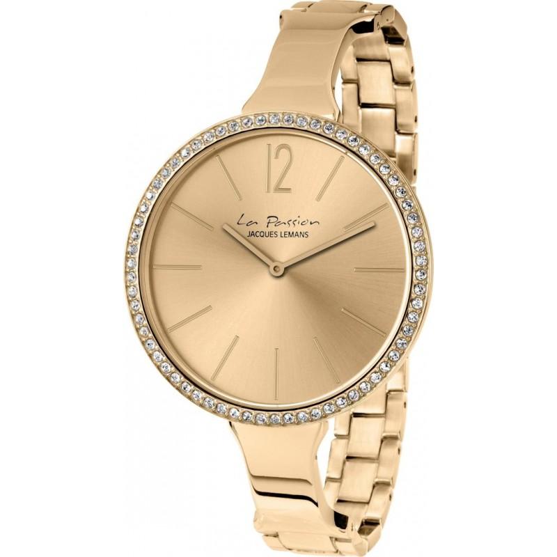 Dámske fashion hodinky Jacques Lemans LP-116C La Passion