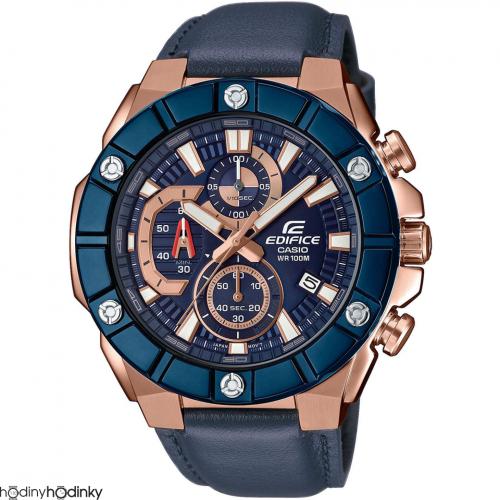 Pánske hodinky Casio Edifice EFR-569BL-2AVUEF Chronograph