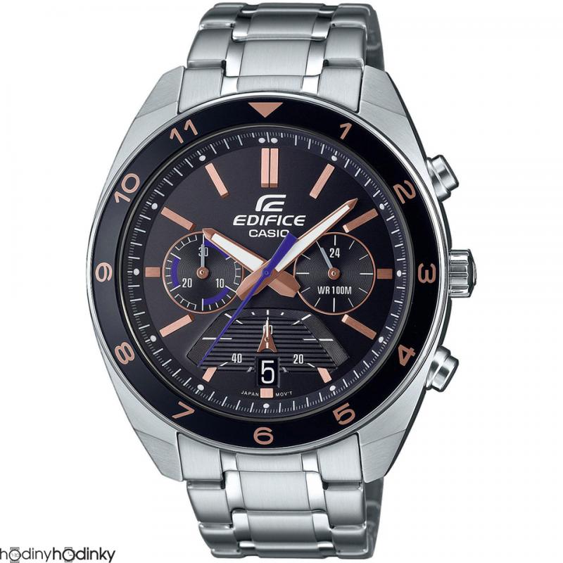 Pánske hodinky Casio Edifice EFV-590D-1AVUEF Chronograph
